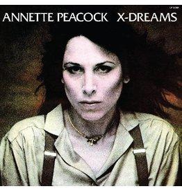 (LP) Annette Peacock - X-Dreams (Gold Vinyl Reissue)