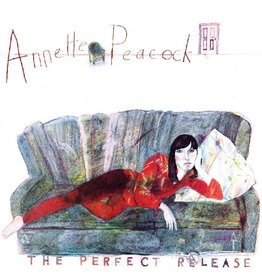 (LP) Annette Peacock - The Perfect Release (Red Vinyl Reissue)
