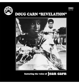 (LP) Doug Carn - Featuring the Voice of Jean Carn - Revelation (Remastered & Limited Orange W/Black Swirl Vinyl)
