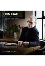 (LP) John Hiatt with The Jerry Douglas Band - Leftover Feelings (Indie: Blue Marble Vinyl)