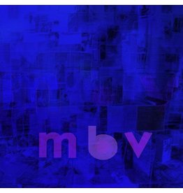 "(LP) My Bloody Valentine - M B V (Deluxe gatefold ""tip on"" Jacket, comes with set of 5 prints 2021 Reissue)"