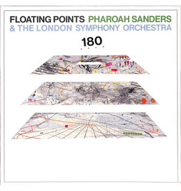 Luaka Bop (LP) Floating Points, Pharoah Sanders & The London Symphony Orchestra ‎– Promises (Indie: Coloured)
