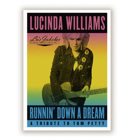 Highway 20 (LP) Lucinda Williams - Runnin' Down A Dream (2LP) Tom Petty Tribute