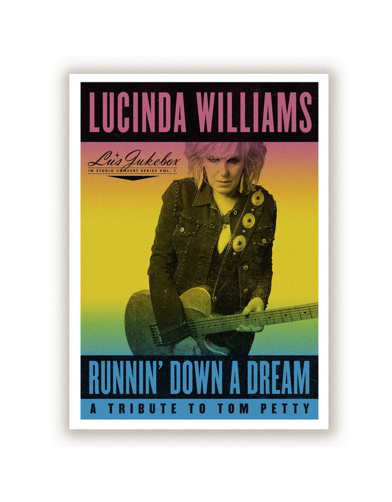 Highway 20 (LP) Lucinda Williams - Runnin' Down A Dream (2LP) Tom Petty Tribute