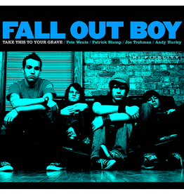 Fueled By Ramen (LP) Fall Out Boy - Take This To Your Grave (silver/25th anniversary)