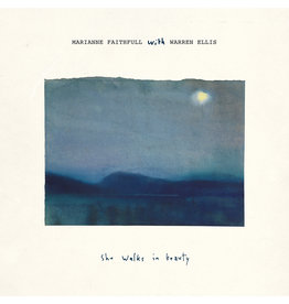 (LP) Marianne Faithfull - She Walks In Beauty (With Warren Ellis)