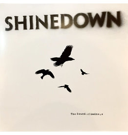 Atlantic (LP) Shinedown - The Sound Of Madness (2LP/White)