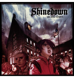 Atlantic (LP) Shinedown - Us And Them (2LP/Transparent Purple)
