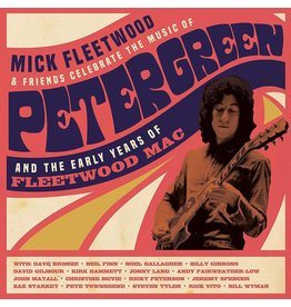 (LP) Mick Fleetwood - Celebrate the Music of Peter Green and the Early Years of Fleetwood Mac [Limited Edition 4LP]