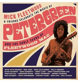 (LP) Mick Fleetwood - Celebrate the Music of Peter Green and the Early Years of Fleetwood Mac [Limited Edition 4LP/2CD/Blu-ray Box Set]