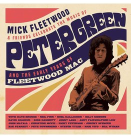 (LP) Mick Fleetwood - Celebrate the Music of Peter Green and the Early Years of Fleetwood Mac [2CD/Blu-ray]