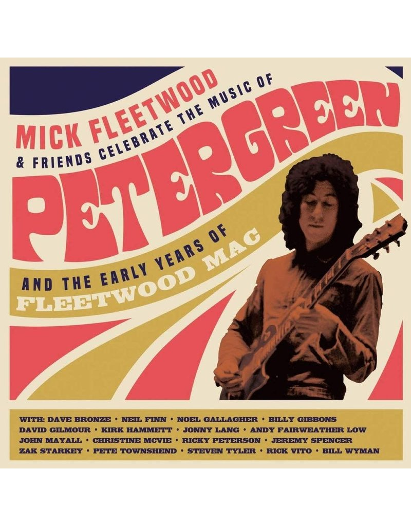 (CD) Mick Fleetwood - Celebrate the Music of Peter Green and the Early Years of Fleetwood Mac (2CD)