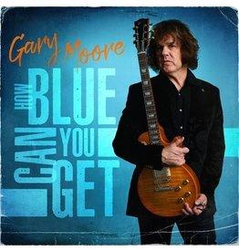(LP) Gary Moore - How Blue Can You Get  (Light Blue Vinyl)