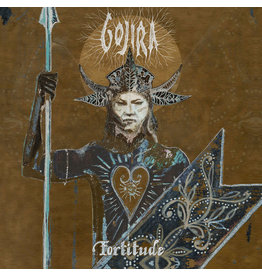 Road Runner (LP) Gojira - Fortitude (Black Ice)