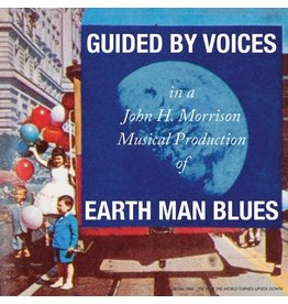 Self Released (LP) Guided By Voices - Earth Man Blues