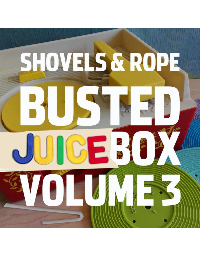 (CD) Shovels & Rope - Busted Jukebox Vol. 3