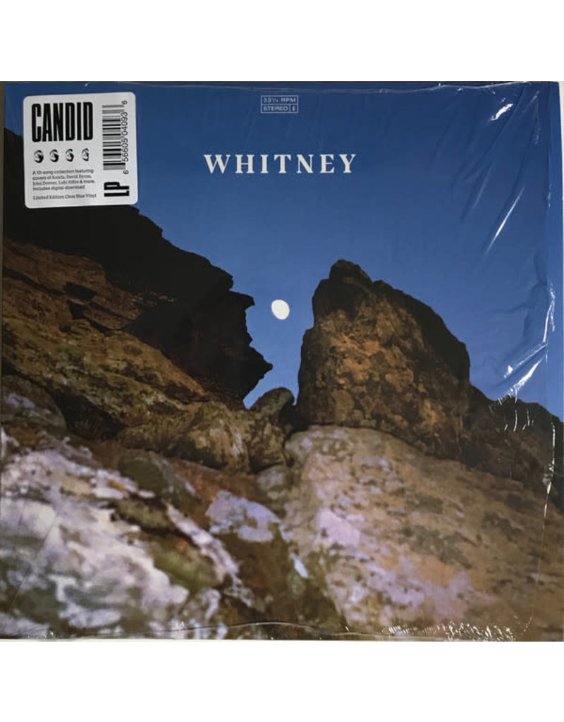 (Used LP) Whitney  – Candid