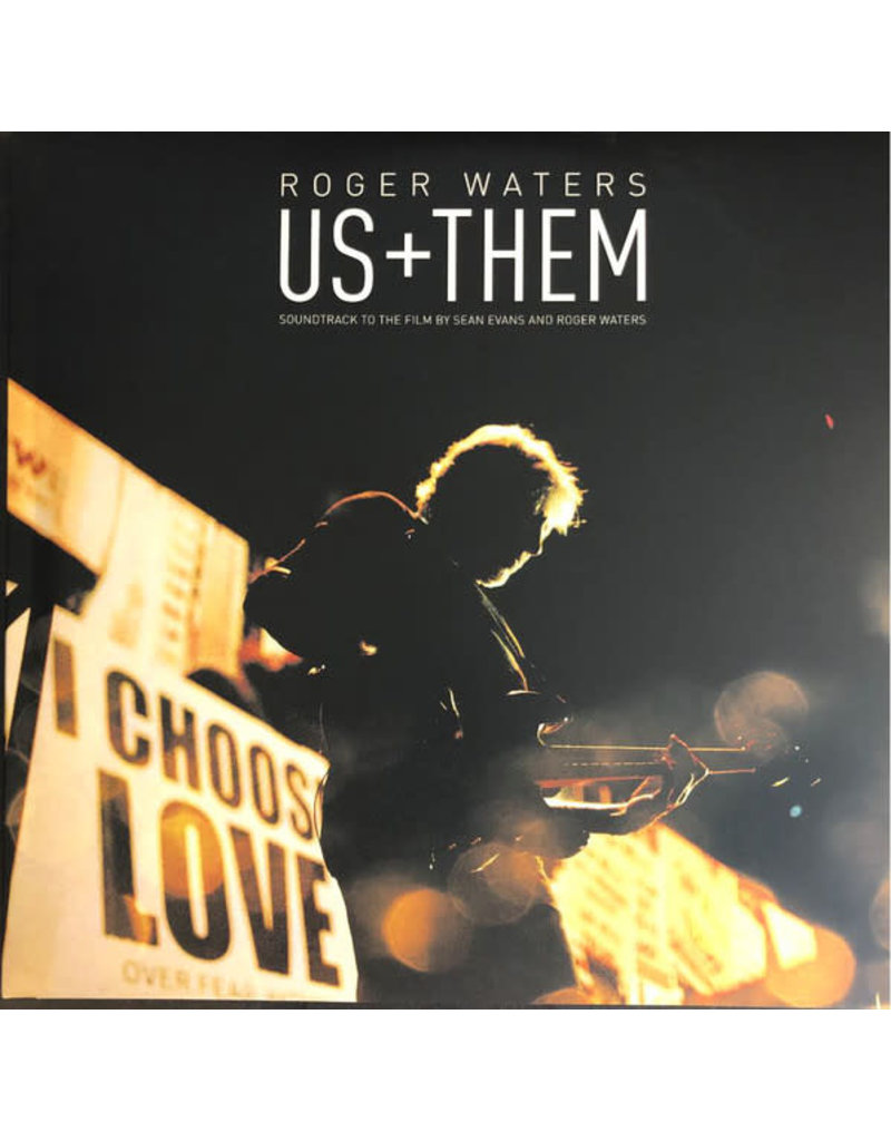 (Used LP) Roger Waters – Us + Them