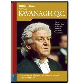 TV on DVD/Bluray DVD/ Kavanagh Q.C. - Nothing But the Truth (USED) 0200