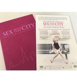 TV on DVD/Bluray (Used DVD) Sex and the City Ultimate DVD collection