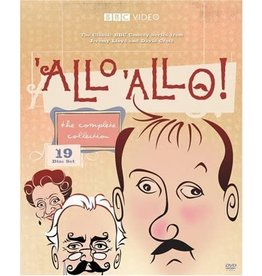 TV on DVD/Bluray (Used DVD) Allo Allo! - Complete Series (19 Discs)