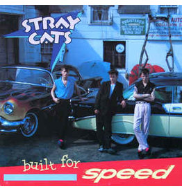 (Used LP) Stray Cats – Built For Speed (568)