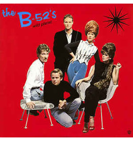 (Used LP) The B-52's – Wild Planet (568)