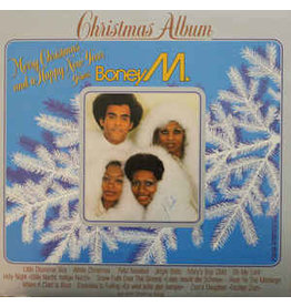 (Used LP) Boney M. – Christmas Album (568)