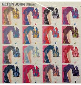 (Used LP) Elton John – Leather Jackets (568)