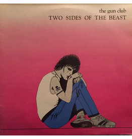 (Used LP) The Gun Club – Two Sides Of The Beast (568)