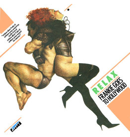 (Used LP) Frankie Goes To Hollywood – Relax (568)