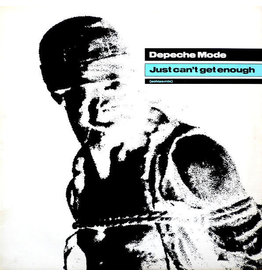 (Used LP) Depeche Mode – Just Can't Get Enough (Schizo Mix)