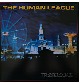 (Used LP) The Human League – Travelogue (568)