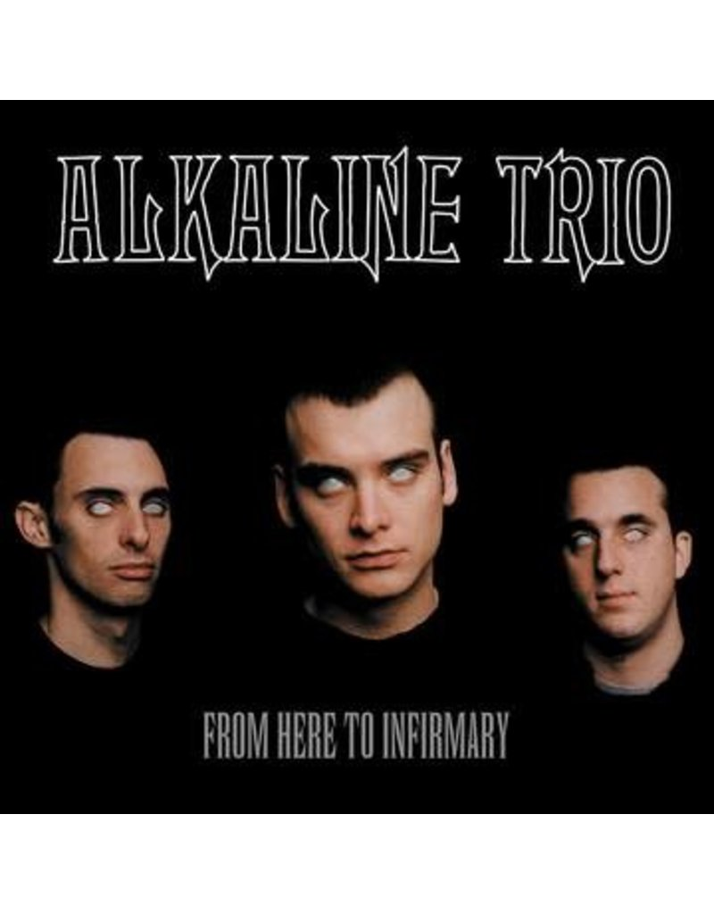 Record Store Day 2021 (LP) Alkaline Trio - From Here To Infirmary RSD21