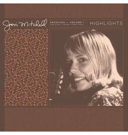 Record Store Day 2021 (LP) Joni Mitchell - Joni Mitchell Archives, Vol.1 (1963-1967): Highlights RSD21