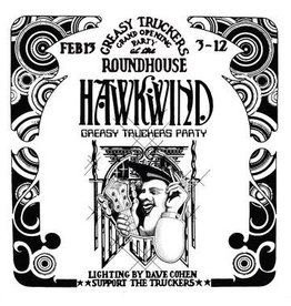 Record Store Day 2021 (LP) Hawkwind - Greasy Truckers Party (2LP) RSD21