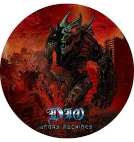 """Record Store Day 2021 (LP) DIO - God Hates Heavy Metal (12"""" Picture Disc)"""