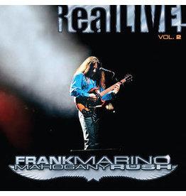 Record Store Day 2021 (LP) Frank Marino & Mahogany Rush - Real Live! Vol. 2 (2LP) RSD21