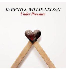 "Record Store Day 2021 (LP) Karen O & Willie Nelson - Under Pressure (7"" Single) RSD21"