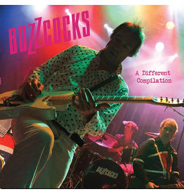 Record Store Day 2021 (LP) Buzzcocks - A Different Compilation (2LP-pink) RSD21
