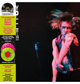 Record Store Day 2021 (LP) Iggy Pop - Live At The Channel Boston July 19, 1988) (2LP) RSD21
