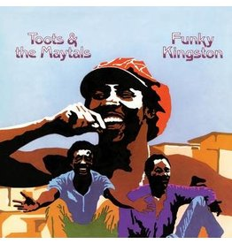 Record Store Day 2021 (LP) Toots & The Maytals - Funky Kingston (turquoise & cream white split) RSD21
