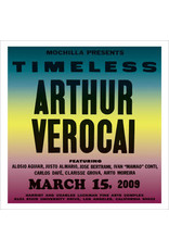 Record Store Day 2021 (LP) Arthur Verocai - Mochilla Presents Timeless: Arthur Verocai (2LP) RSD21