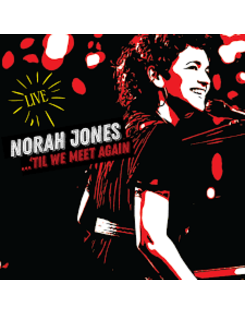 (CD) Norah Jones - 'Til We Meet Again (live)