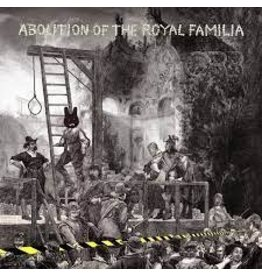 (LP) Orb - Abolition Of the Royal Familia (2LP/indie/blue) Guillotine Mixes