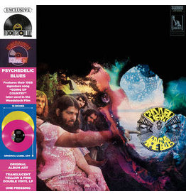 Record Store Day 2021 (LP) Canned Heat - Living The Blues (2LP) (French Import) RSD21