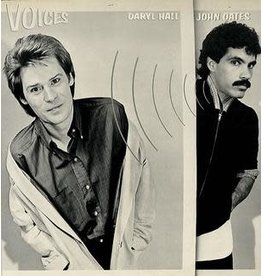 Record Store Day 2021 (LP) Daryl Hall & John Oates - Voices (IMPORT) RSD21