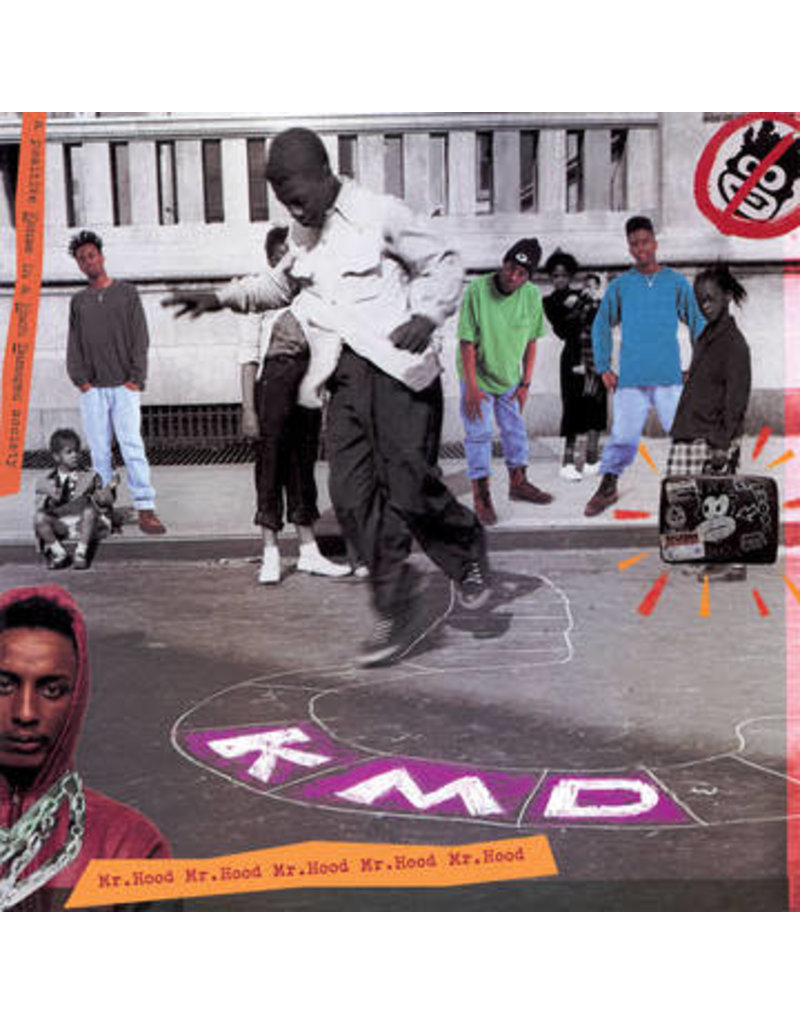 Record Store Day 2021 (LP) KMD - Mr. Hood (30th Anniversary/2LP) RSD21