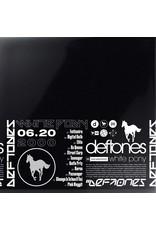 (LP) Deftones  - White Pony (White Pony (4LP/deluxe/indie exclusive/white)