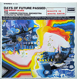 (Used LP)The Moody Blues ‎– Days Of Future Passed